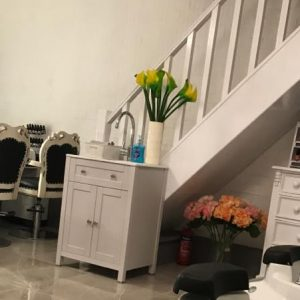 Labelle Nails and Beauty Interior