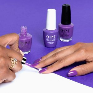 New purple collection OPI
