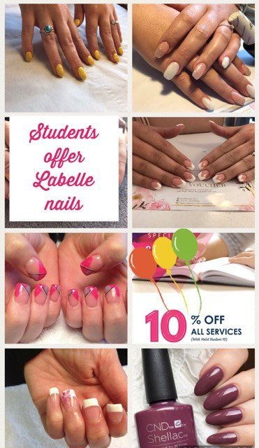 Student Offer At Labelle Nails
