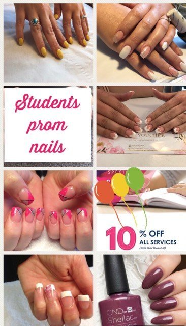 Student Prom Special Discount